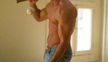 男性・メンズのウエスト引き締め!筋トレ腹筋ダイエット やると決めたその日から