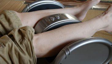 自宅で脚痩せダイエットにマッサージ機械を使用!ブログで紹介多数!